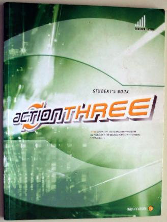 Action Three - Students Book
