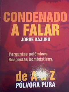 livro condenado a falar jorge kajuru