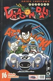 Dragon Ball Nº 16