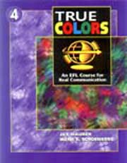 True Colors - An Efl Course For Real Communication