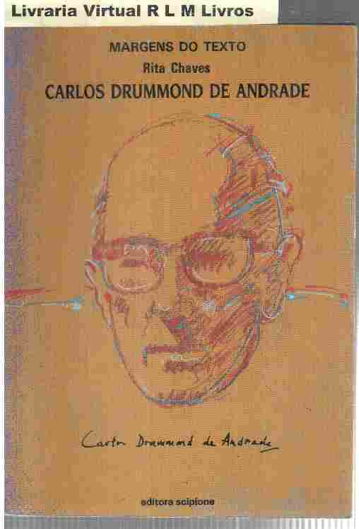 Margens do Texto Carlos Drummond de Andrade