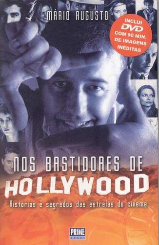 Nos Bastidores de Hollywood Com Dvd