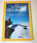 National Geographic  Queen Maud Land