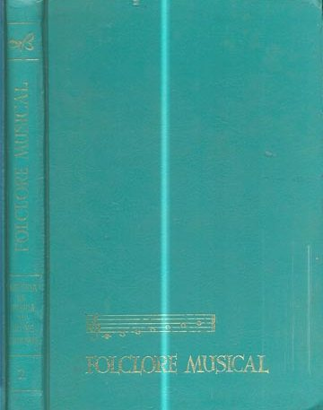 Folclore Musical - 5 Volumes