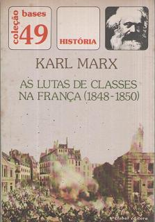 As Lutas de Classes na Franca 1848-1850