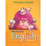Moving Into English - Practice Book, Grade 1 Capa Dura