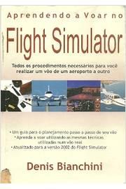 aprendendo a voar no flight simulator