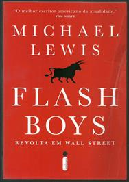 Flash Boys Revolta Em Wall Street