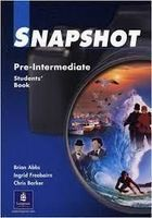 Snapshot - Pre-intermediate - Students Book