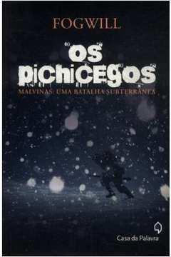 Palavra do Mundo 6 - os Pichicegos b32e1f5cbc