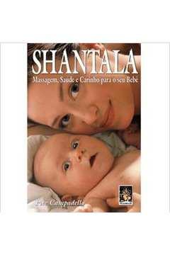 livro shantala