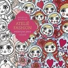 Ateliê Fashion. Estampas para Colorir