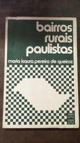 Bairros Rurais Paulistas