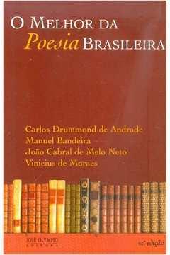 O Melhor da Poesia Brasileira