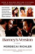 Barneys Version (movie Tie-in Edition) (vintage International)