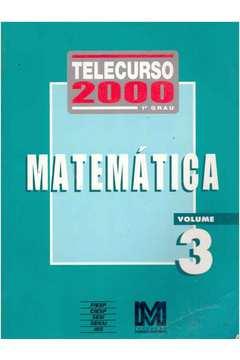 apostila telecurso 2000 matematica ensino fundamental