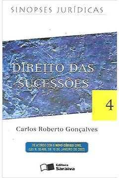 Direito das Sucessões Vol. 4