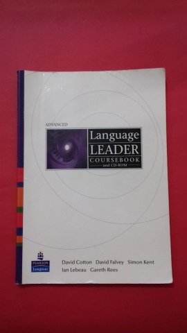 Language Leader Coursebook - Advanced