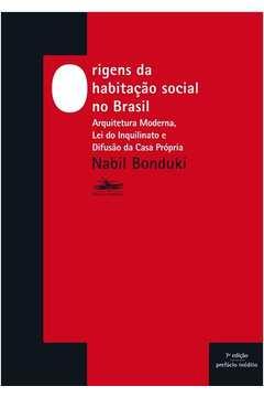 Origens da Habitação Social no Brasil - 7ª Edição