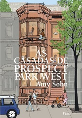 As Casadas de Prospect Park West de Amy Sohn pela Rocco (2011)