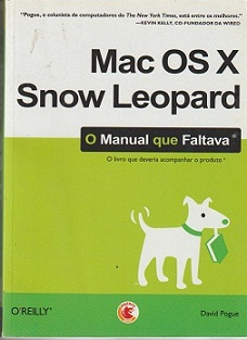 Mac os x Snow Leopard - o Manual Que Faltava