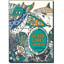 20000 Cores Submarinas