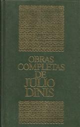 Resultado de imagem para obras completas de julio dinis