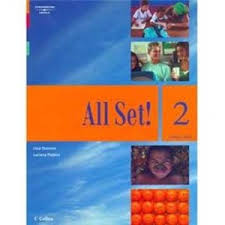 All Set! - Student Book - 2