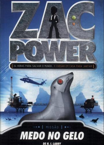 Zac Power 4 - Zac Power Medo no Gelo