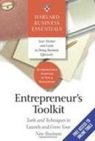 Entrepreneurs Toolkit - Tools and Techniques to Launch And