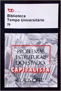 Problemas Estruturais do Estado Capitalista