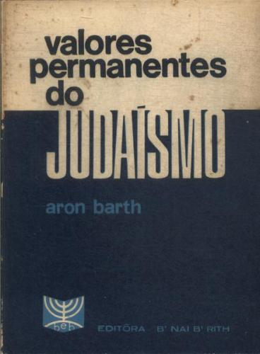 Valores Permanentes do Judaísmo