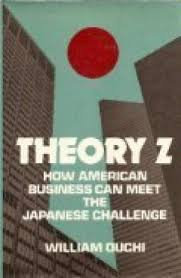 Theory Z: How American Business Can Meet the Japanese Challenge