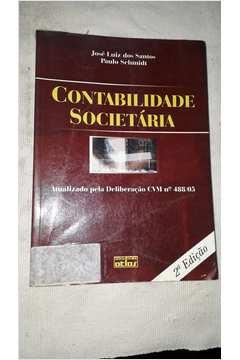 Livro: Contabilidade Societaria - Jose Luiz dos Santos