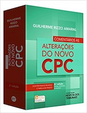 Comentarios as Alteracoes do Novo Cpc
