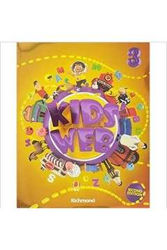 Kids Web 3 (second Edition) (com Cd)