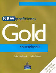 New Proficiency Gold: Coursebook