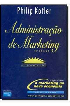 Livros Encontrados Sobre Philip Kotler Administracao De Marketing