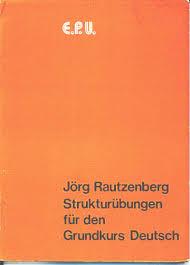 Strukturübungen Für Den Grundkurs Deutsch