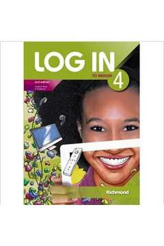 Log in to English 4 Students Book & Workbook - Com Cd