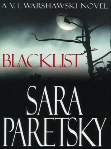 Blacklist - Uncorrected Proof For Limited Distribution