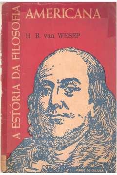 A Estória da Filosofia Americana