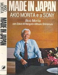 Made in Japan de Akio Morita - Mitsuko Shimomura - Edwin M. R pela Livraria Cultura