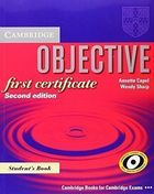 Objective First Certificate Students Book -second Edition