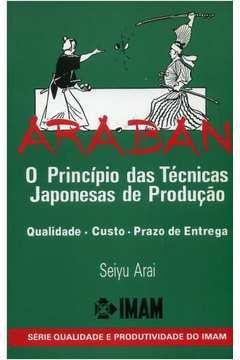Araban - o Princípio das Técnicas Japonesas de Produção