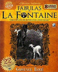 Fábulas de La Fontaine - Volume I