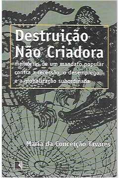 Destruição Não Criadora