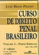 Curso de Direito Penal Brasileiro - Volume 3/ Parte Especial