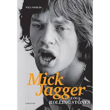 Mick Jagger e os Roling Stones
