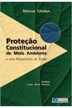 Proteção Constitucional do Meio Ambiente e Seus Mecanismos de Tutela